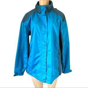 Wind River Women's Blue Windbreaker Jacket